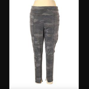 Democracy grey camo Gut Buster ankle jeggings
